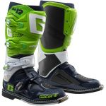 Gaerne SG-12 Limited Edition Fluo Green/White/Navy мотоботы