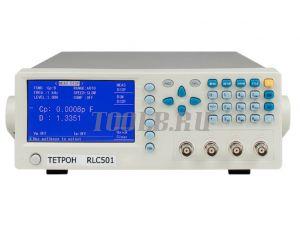 ТЕТРОН-RLC501 Измеритель иммитанса 500 кГц
