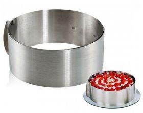 Форма разъемная кольцо д/выкладки