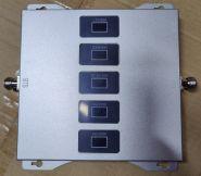 Пятидиапазонный усилитель LTE / GSM 2G / DCS / 3G / 4G (Репитер) сигнала Repeater (800MHz / 900MHz / 1800MHz / 2100MHz / 2600MHz) КОМПЛЕКТ С КАБЕЛЕМ И АНТЕННАМИ