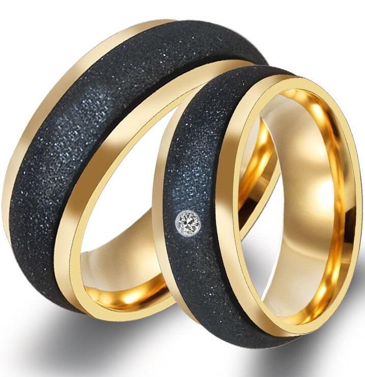 Обручальные кольца DENIM