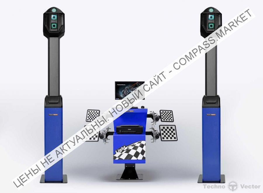 Стенд сход-развал 3D Техновектор 7 Truck 7204 HT S