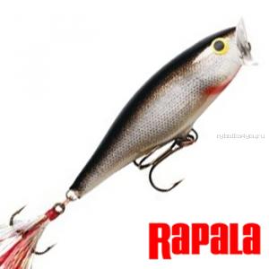 Воблер RapaIa Skitter Pop 90мм / 14 гр / цвет: SP09-S