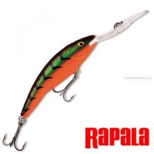 Воблер RapaIa Tail Dancer Deep 90мм / 13 гр /Заглубление: 0 - 6 м /  цвет: TDD09-RDT