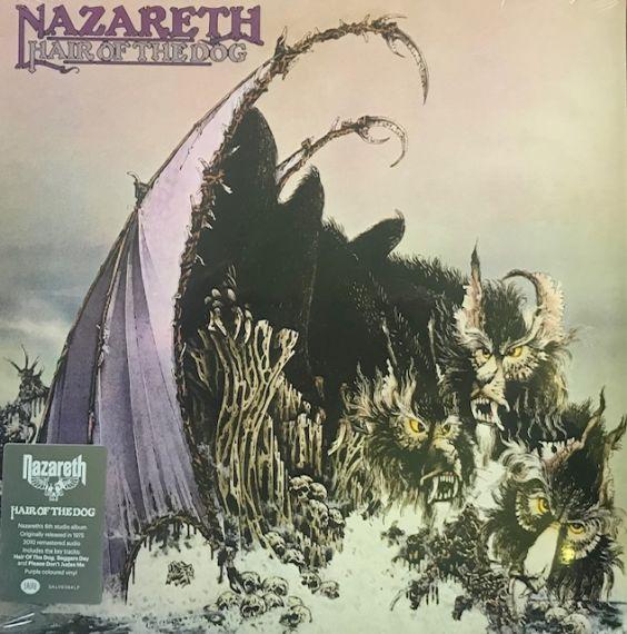 Nazareth - Hair Of The Dog 1975 (2019) LP
