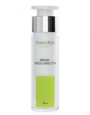 Сыворотка - себокорректор для сужения пор для жирной и смешанной кожи UNIMATT +  Beauty Style (Бьюти Стайл) 50 мл