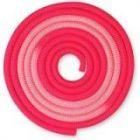 Скакалка двухцветная Indigo 3 м Фуксия-Розовый