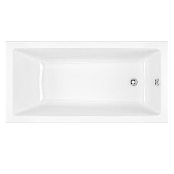 Акриловая ванна Excellent Wave Slim 160x70 без гидромассажа ФОТО