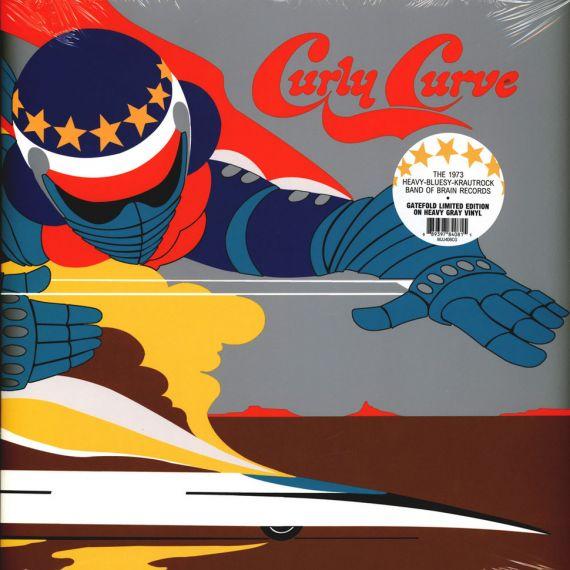 Curly Curve - Curly Curve 1973 (2020) LP