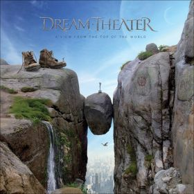 DREAM THEATER - A View From The Top Of The World [DIGI]
