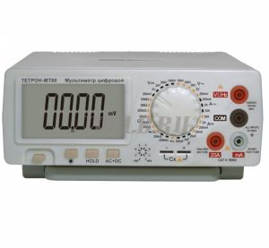 ТЕТРОН-МТ80 Мультиметр настольный цифровой