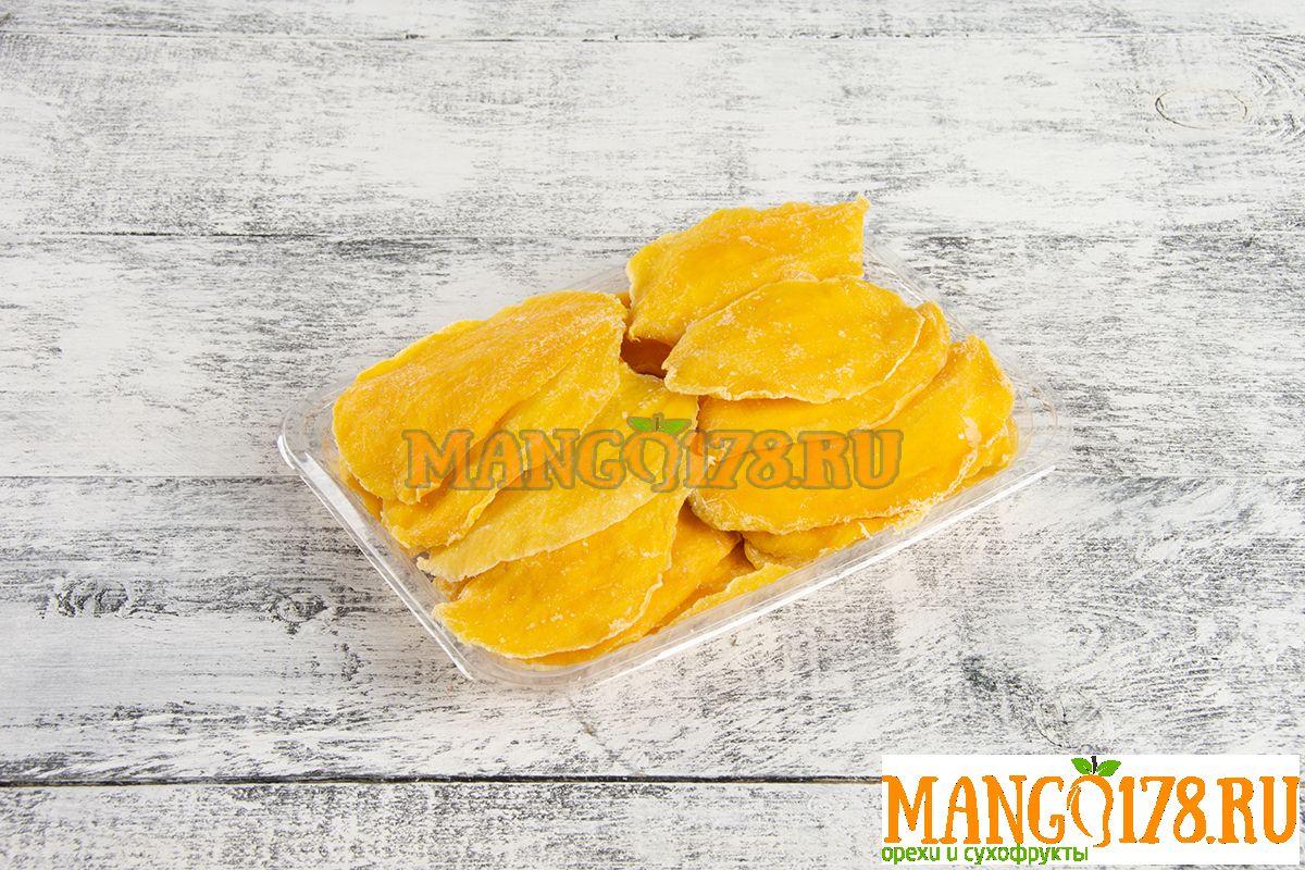 Манго сушеный без сахара ( Таиланд)
