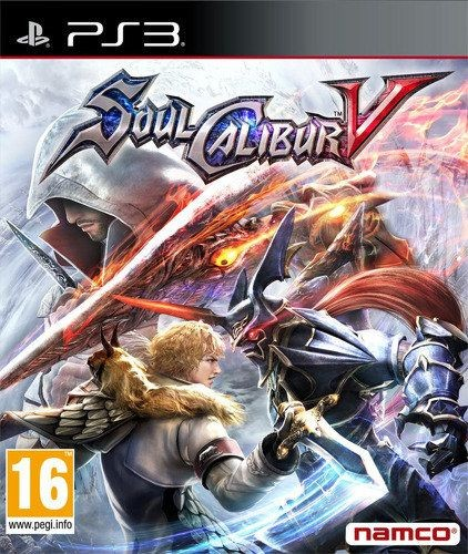 Игра Soul Calibur V (PS3)