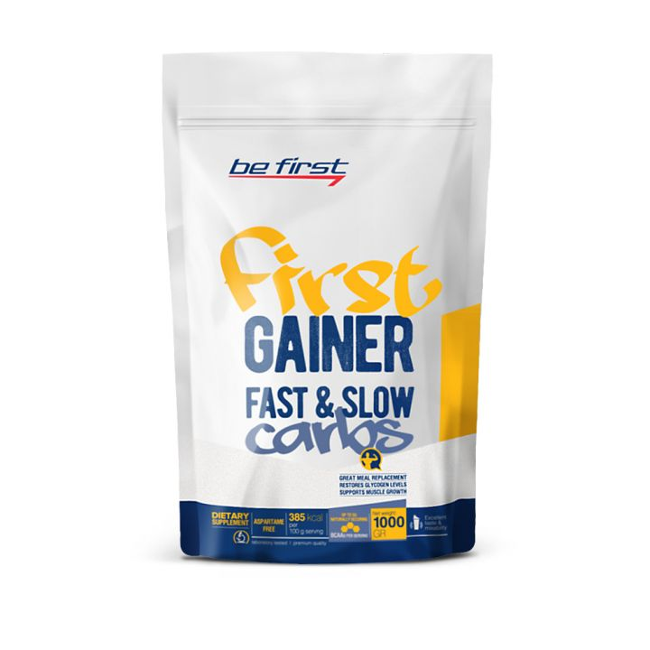 be first - First Gainer 1000 гр