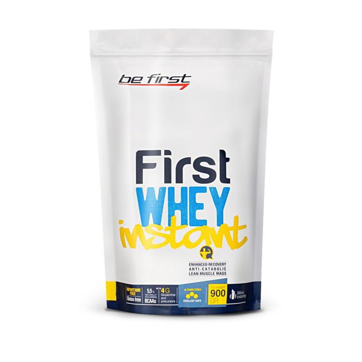 Be First - First Whey Instant 900гр