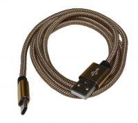 Кабель USB Type-C в оплетке
