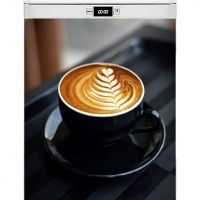 Наклейка на посудомоечную машину  - Латте-арт |  Интерьерные наклейки