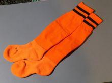 Гетры профессиональные детские оранжевые