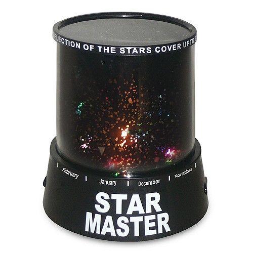 Ночник-проектор звездного неба Star Master (Стар Мастер)