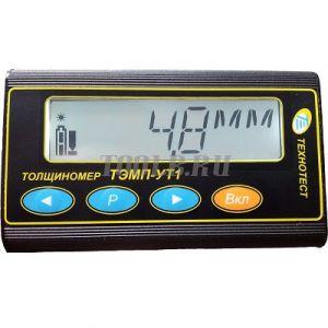 ТЭМП-УТ1с - ультразвуковой толщиномер