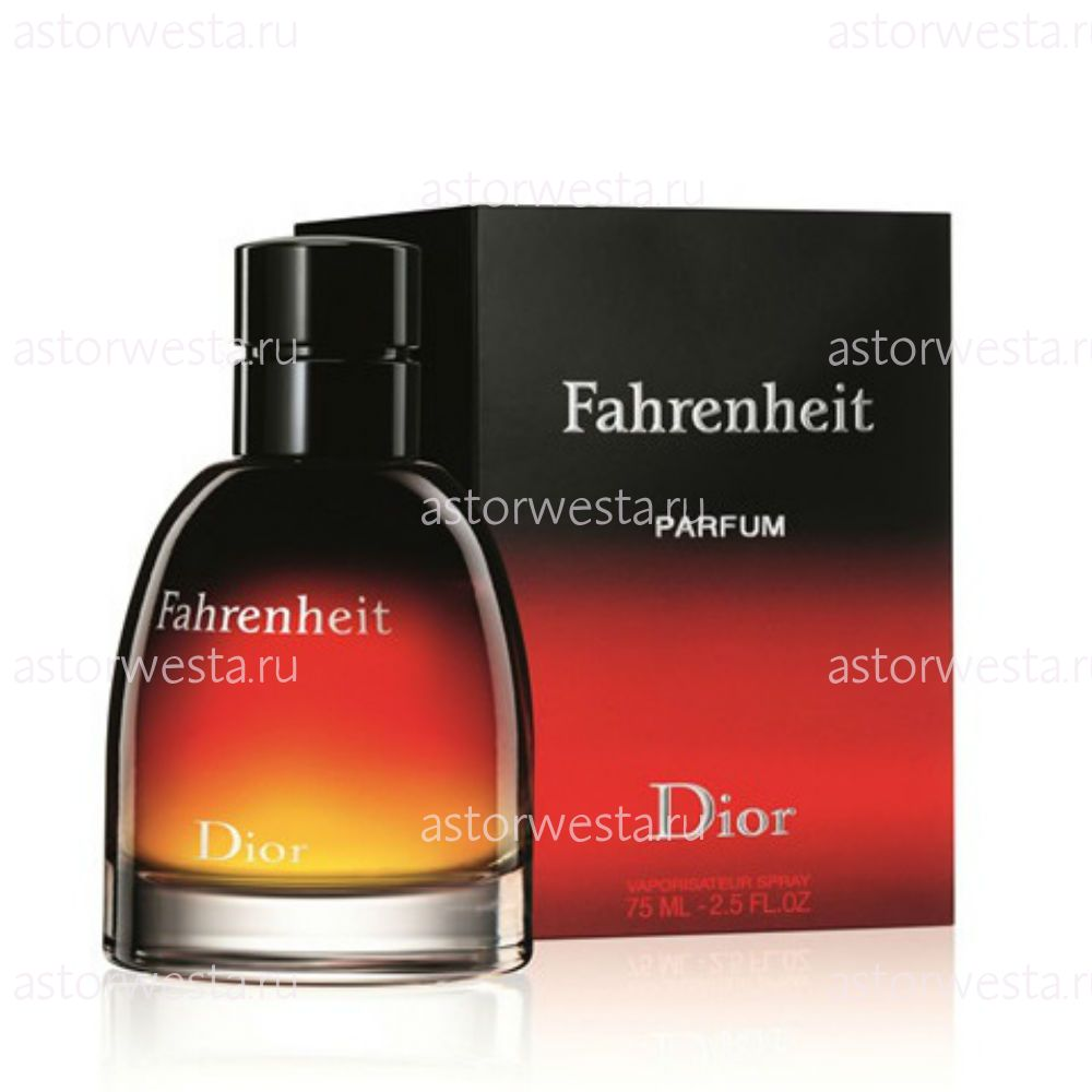 Парфюмерная вода Christian Dior Fahrenheit Le Parfum, 75 мл