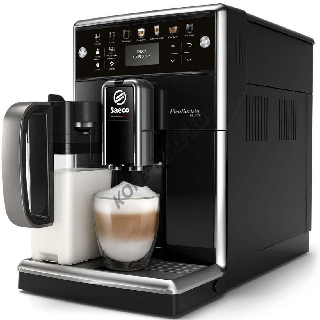 Кофемашина Saeco PicoBaristo Deluxe SM 5570/10