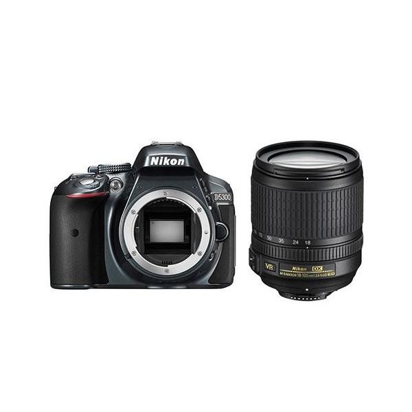 Nikon D5300 18–105 VR kit