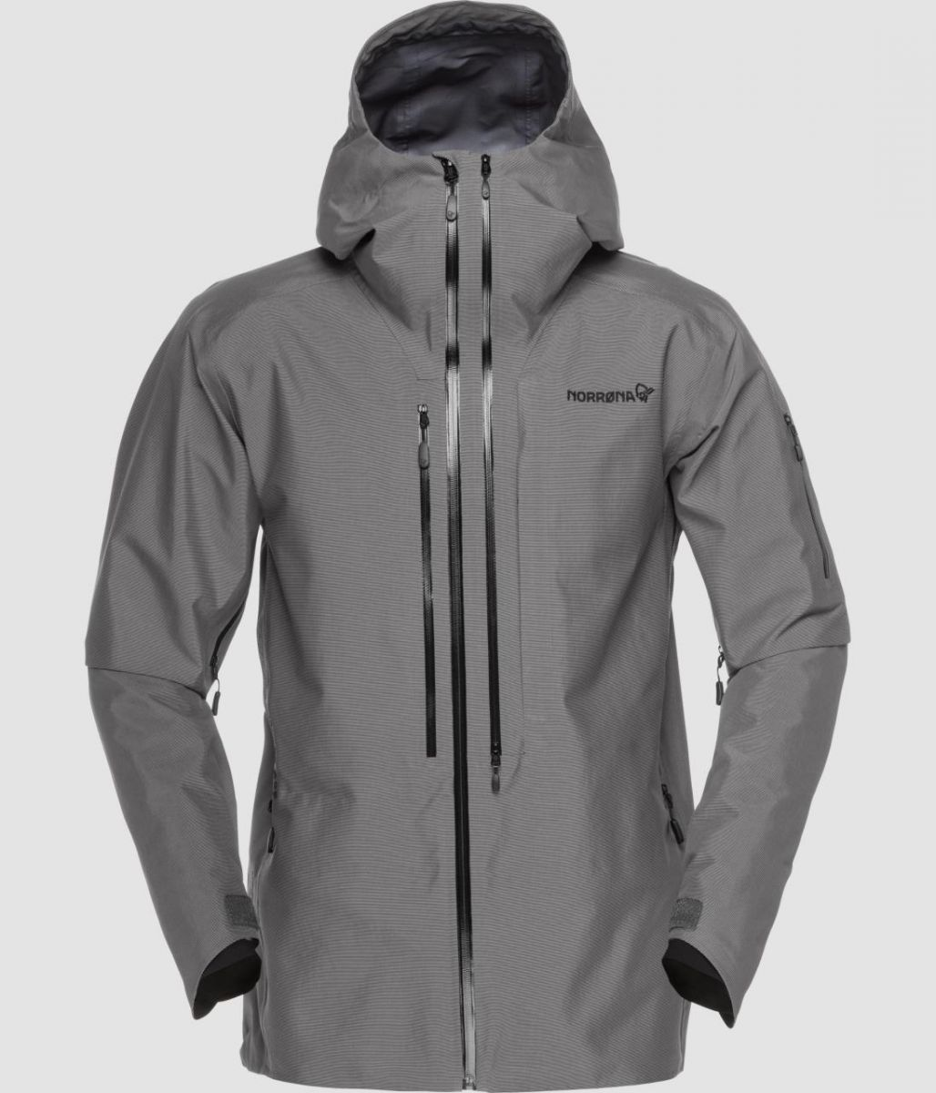 Norröna Lofoten ACE Gore-Tex Pro Jacket (M) Mercury