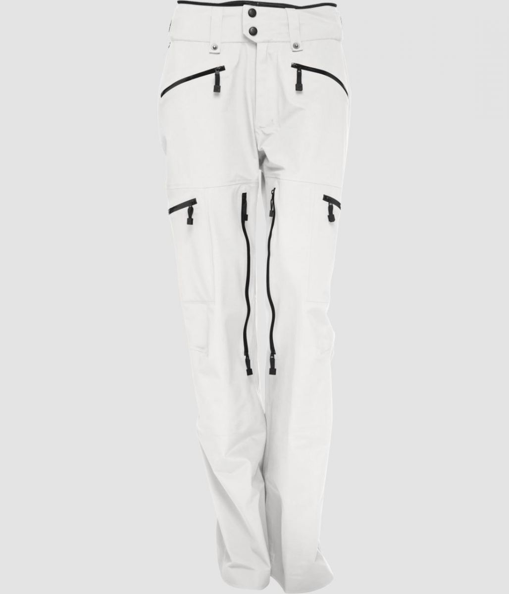 Norrona Tamok Gore-Tex Pants W SNOWDROP WHITE