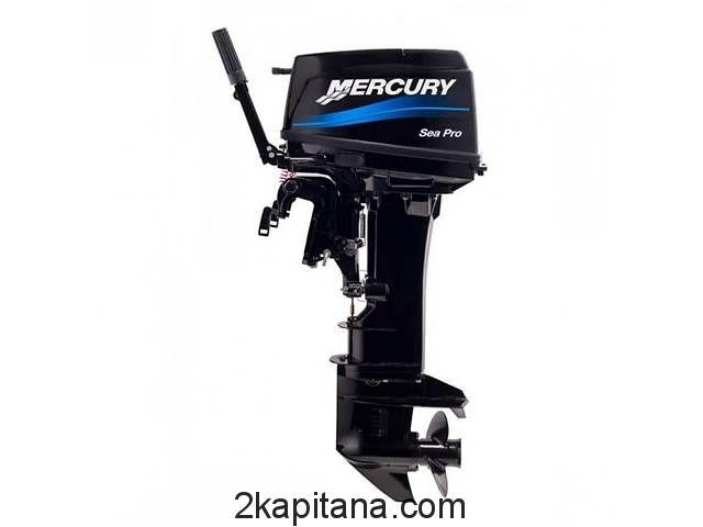 Лодочный мотор Mercury (Меркурий) 25 M SeaPro