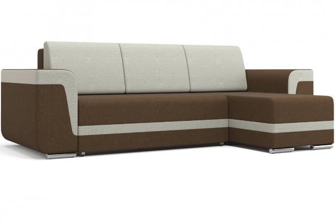 Марракеш (10) угловой диван-кровать У(П)Л RE 02/Santana 08