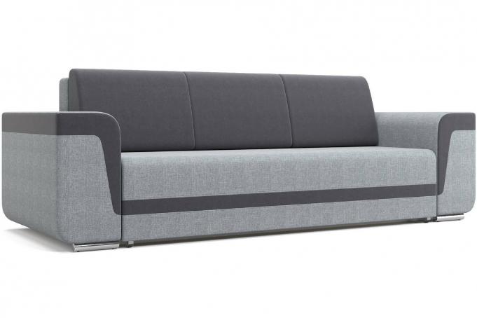 Марракеш (07) диван-кровать Рогожка ТТМ16/Velutto 19