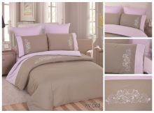 Постельное белье Перкаль с вышивкой 1.5-спальный Арт.PV-002-1