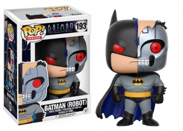 Фигурка Funko POP! Vinyl: DC: Batman Animated: BTAS Robot Batman 13645