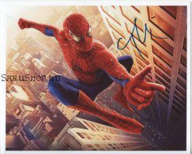 Автограф: Тоби Магуайр. Человек-паук