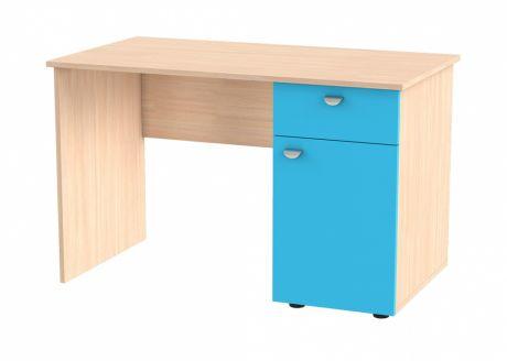 Компьютерный стол GK 120-Р (правый Дуб молочный)