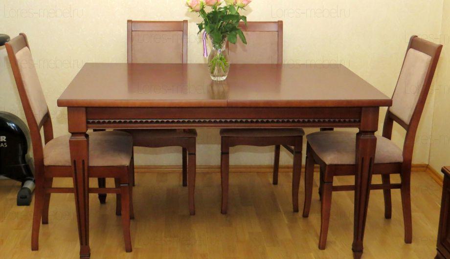 стол Луиза-3 (Лак)