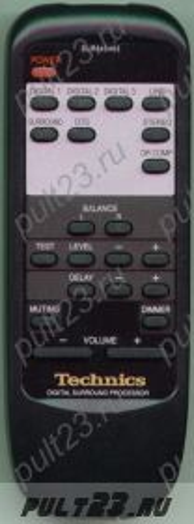 TECHNICS EUR645403, SH-AC500, SH-AC500D