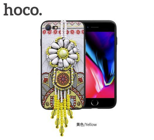 Защитный чехол HOCO Chinese dream для iPhone7/8, желтый