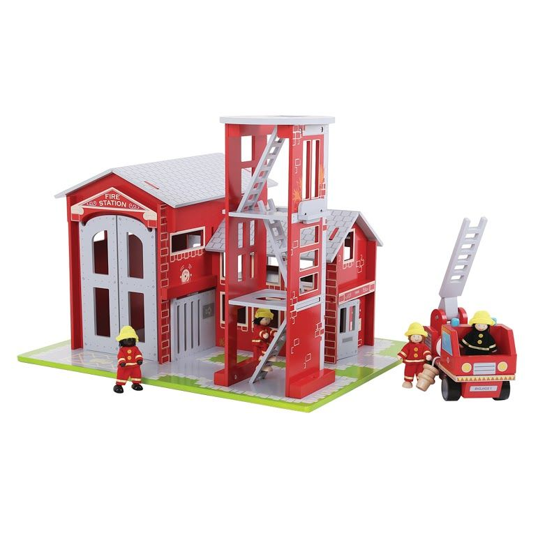 Набор Пожарная охрана BIGJIGS