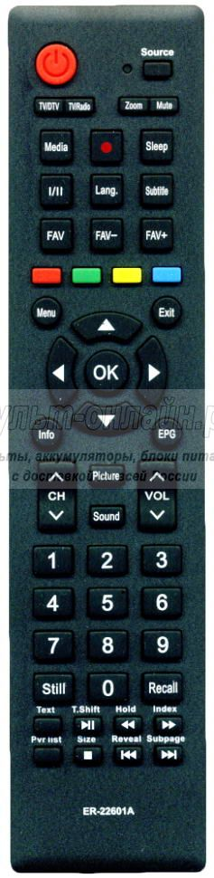 Dexp ER-22601A