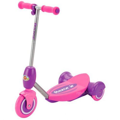 Электросамокат Razor Lil' E Розовый