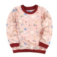 Кофта для девочек 2-5 лет BABY STYLE BS519