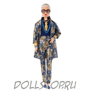 Коллекционная кукла Барби от Айрис Апфель - Barbie Styled by Iris Apfel Doll #2 2018