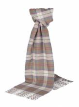шарф 100% шерсть ягнёнка ,тартан Локабер Lochaber District tartan ,плотность 6