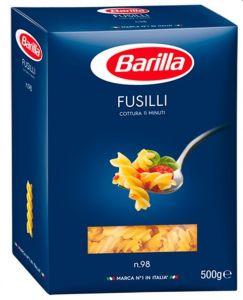 Makaron Barilla Fusilli №98, 500 qr