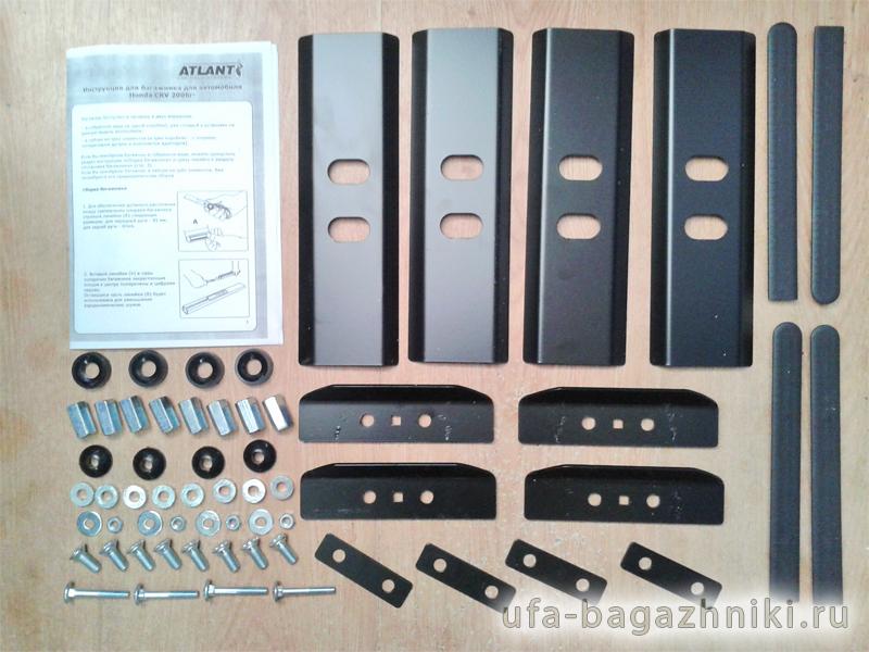 Адаптеры для багажника Honda CRV 2007-2011гг, Атлант, артикул 8752