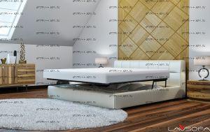 Кровать интерьерная Беленус с ПО