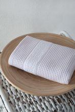 Полотенце махровое TRUVA 40*60  (св.розовое) Арт.3166-6