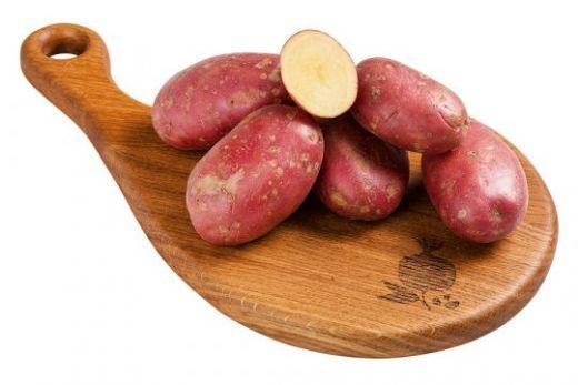 Картофель красный кг